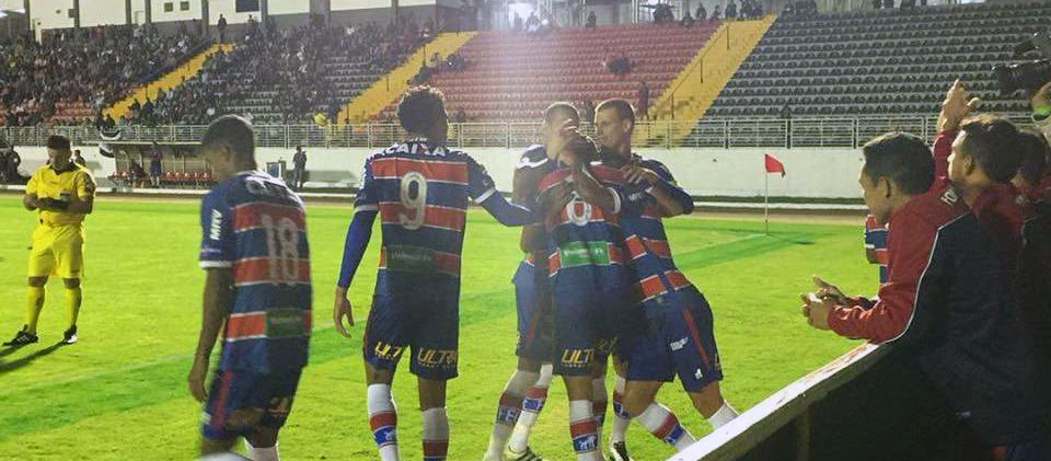 Fortaleza vence Boa Esporte fora de casa pela 2ª rodada da Série B