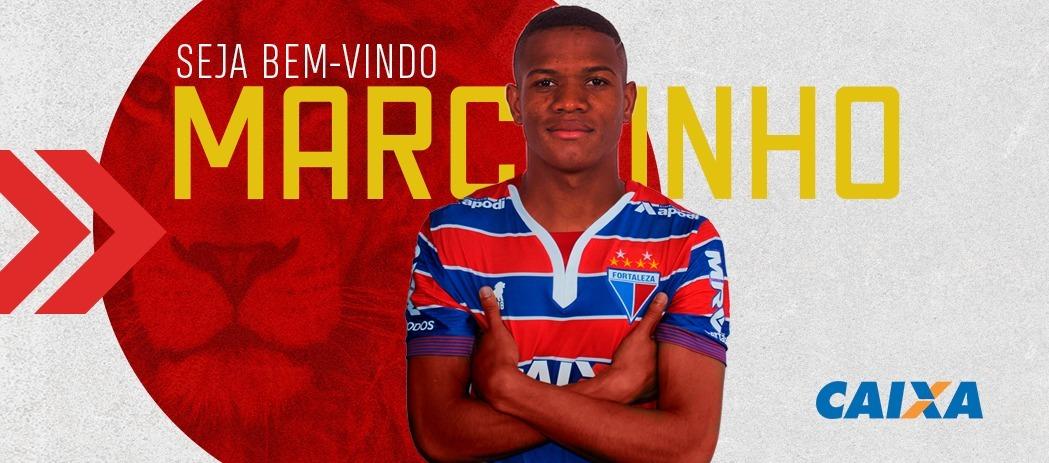 Fortaleza anuncia contratação de atacante Marcinho, ex-Internacional