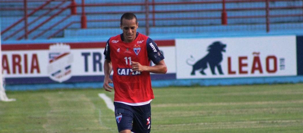Fortaleza encerra preparação para confronto contra o Criciúma