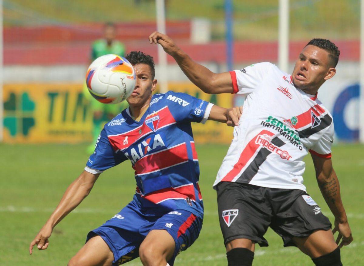 Fortaleza, categoria sub-20, divulga lista dos atletas relacionados para confronto contra o Estação.