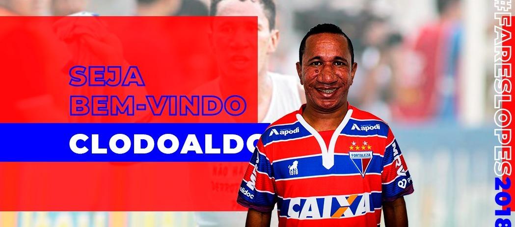 Clodoaldo está de volta ao Fortaleza Esporte Clube