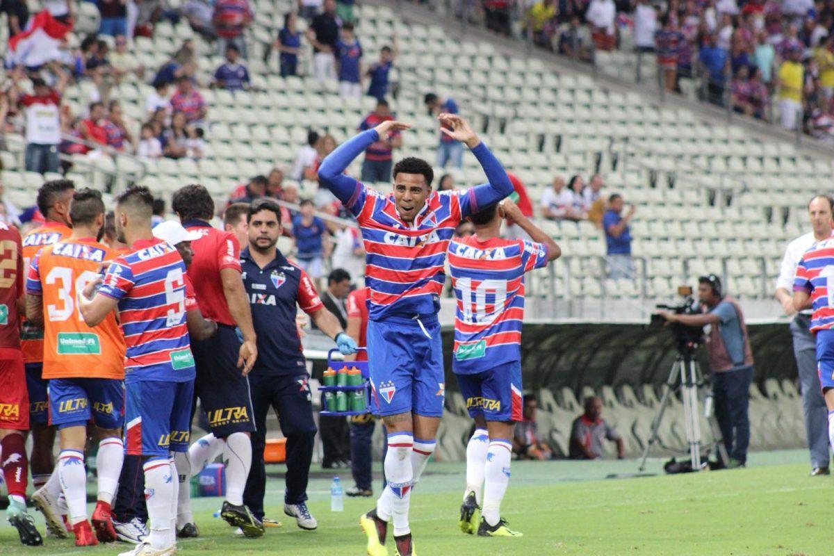 Fortaleza derrota Boa Esporte pela 21ª rodada do brasileiro.