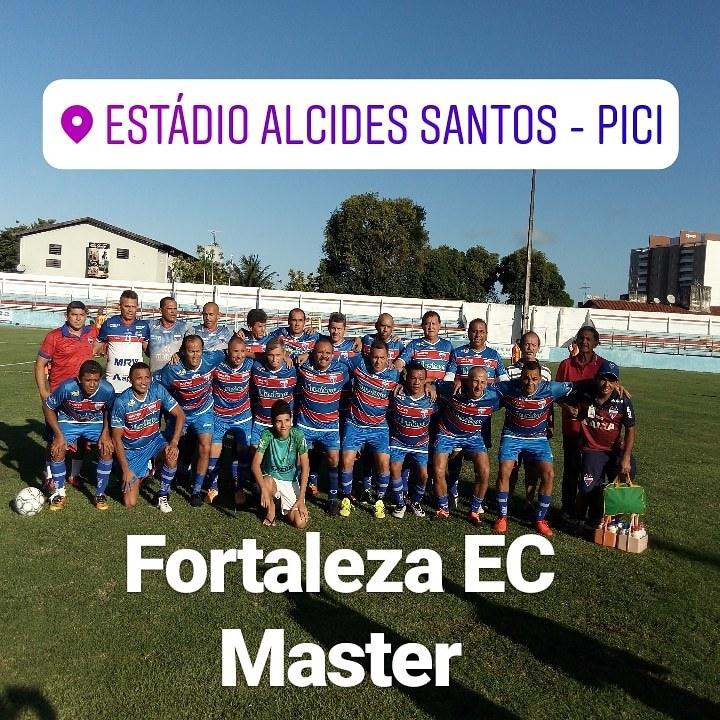 Fortaleza tem estreia definida para as disputas da Copa Cearense de Futebol Master Cinquentão.