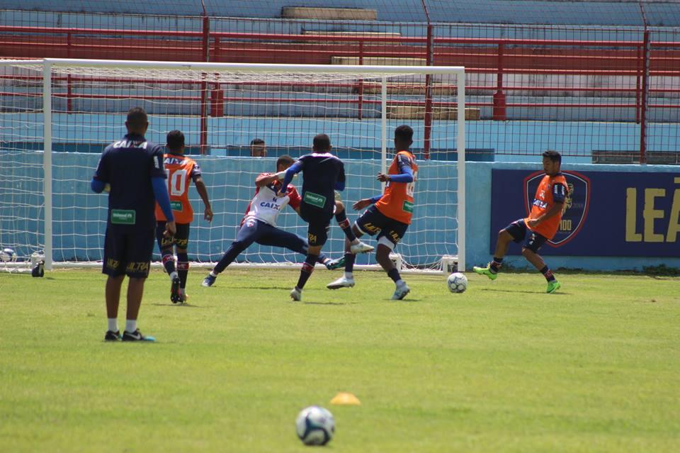 Fortaleza, categoria sub-20, relaciona 18 atletas para confronto diante Botafogo (PB).