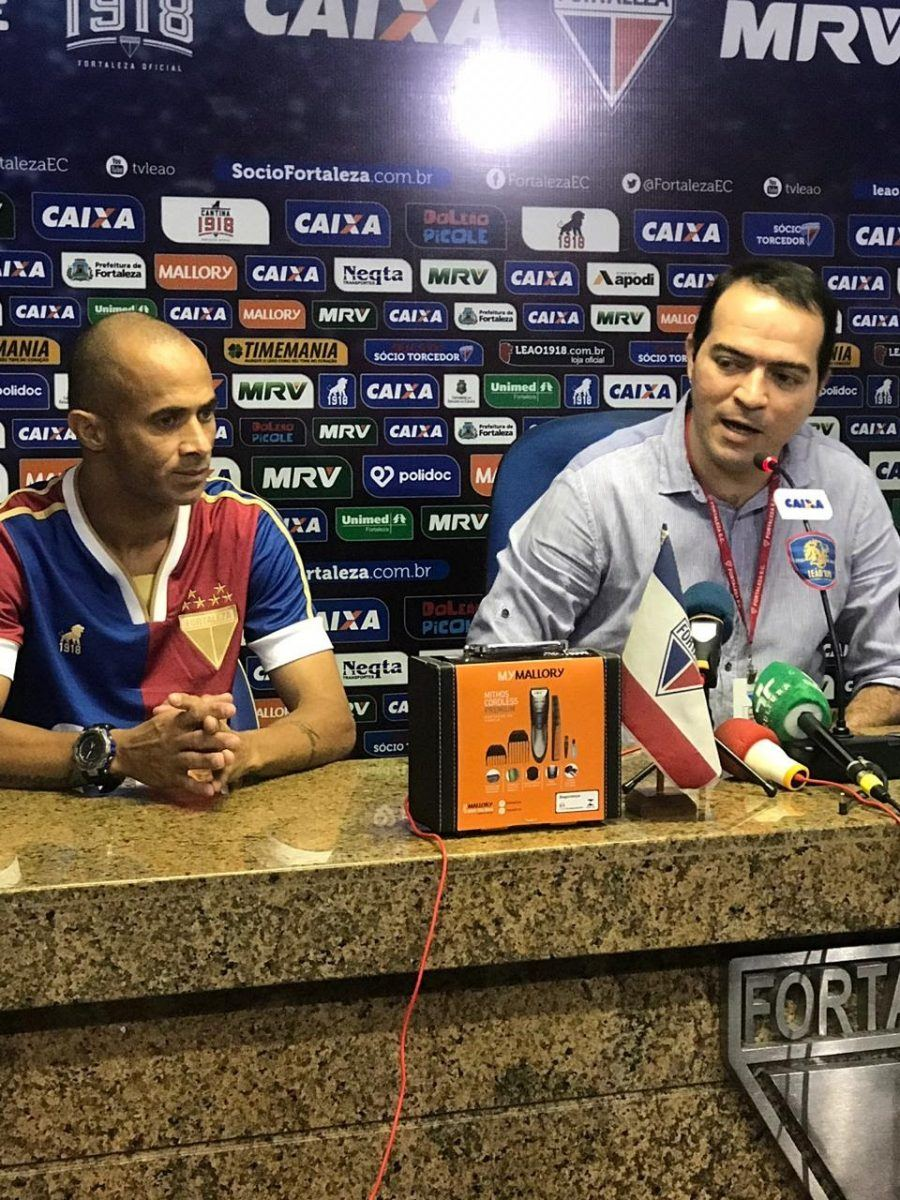 Fortaleza oficializa contratação de Rinaldo para trabalhar nas categorias de base