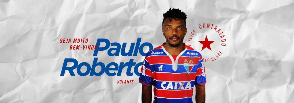 Fortaleza contrata volante Paulo Roberto, que chega do Corinthians