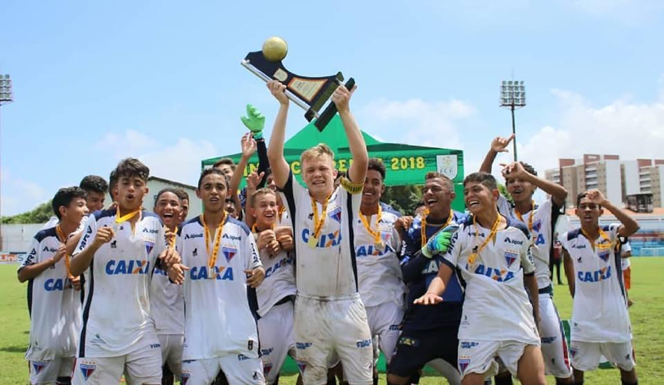 Fortaleza é campeão cearense da categoria sub-15