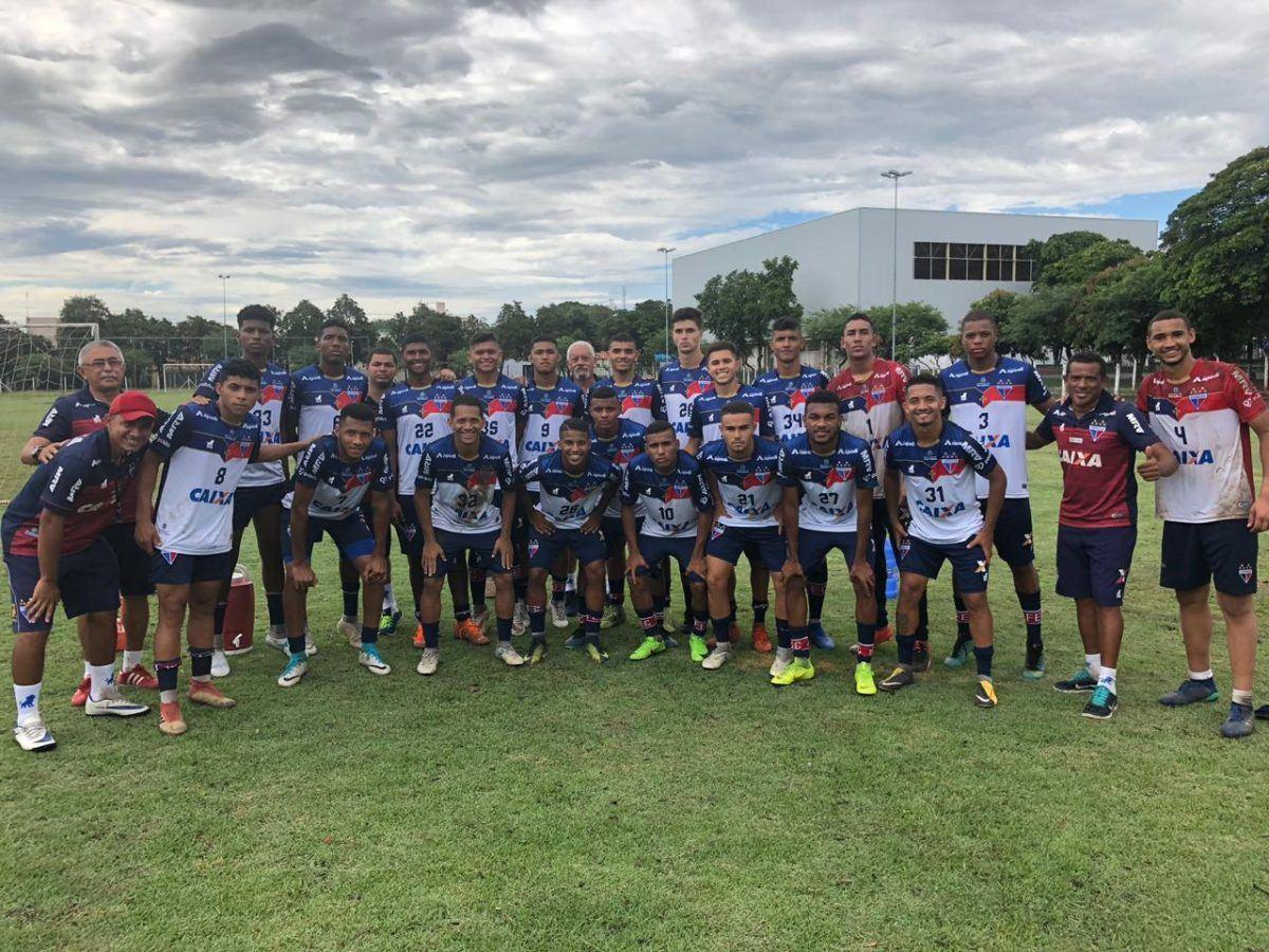 Fortaleza vence o Queimadense (PB) na estreia da Copa São Paulo
