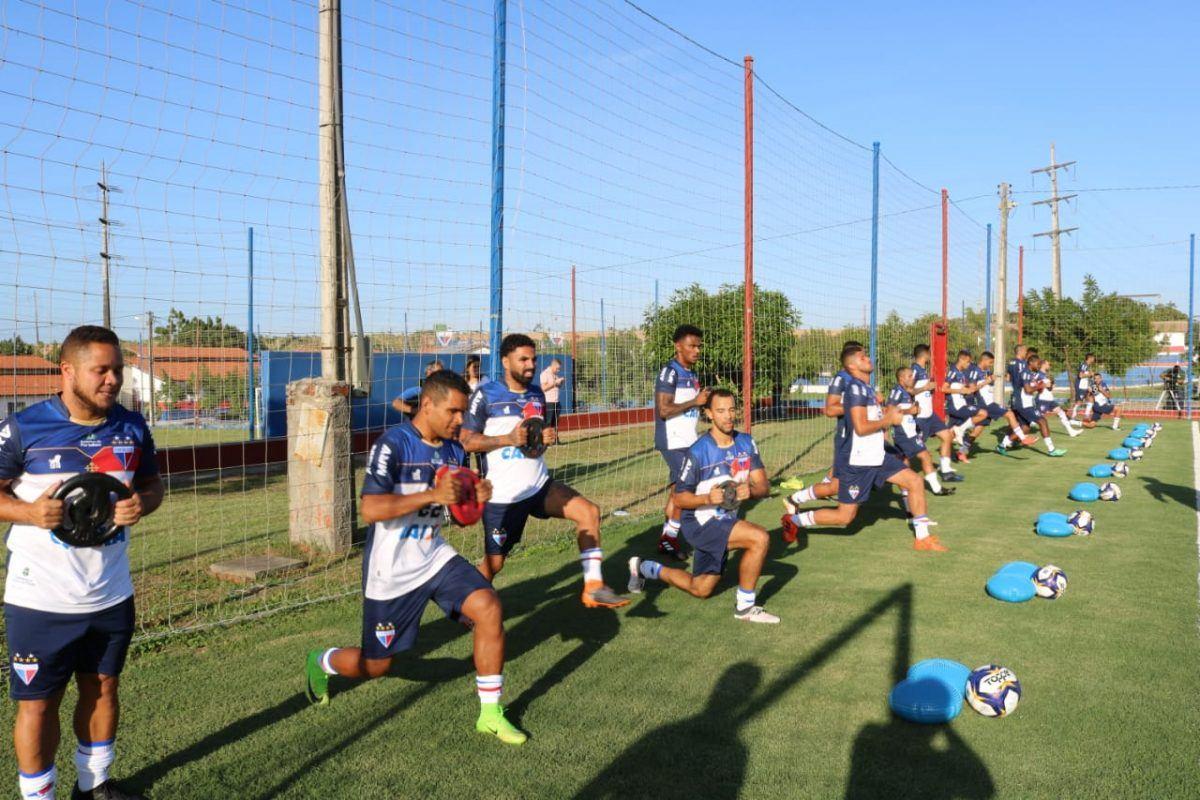Fortaleza teve reapresentação e início de atividades para temporada 2019