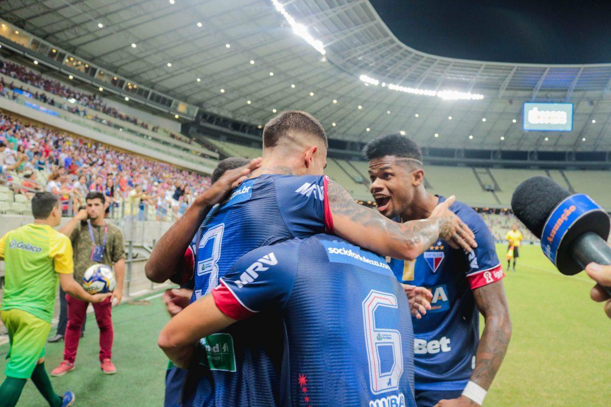 Fortaleza assume a liderança do Grupo A na Copa do Nordeste