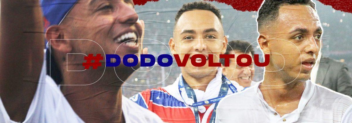 #Dodôvoltou: Fortaleza acerta retorno do meia Dodô