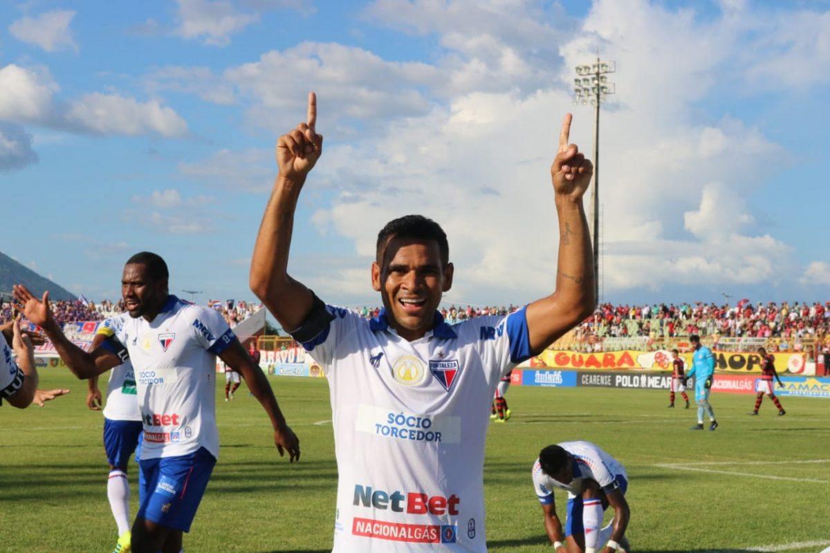 Fortaleza vence Guarany (S) e assume liderança do campeonato cearense