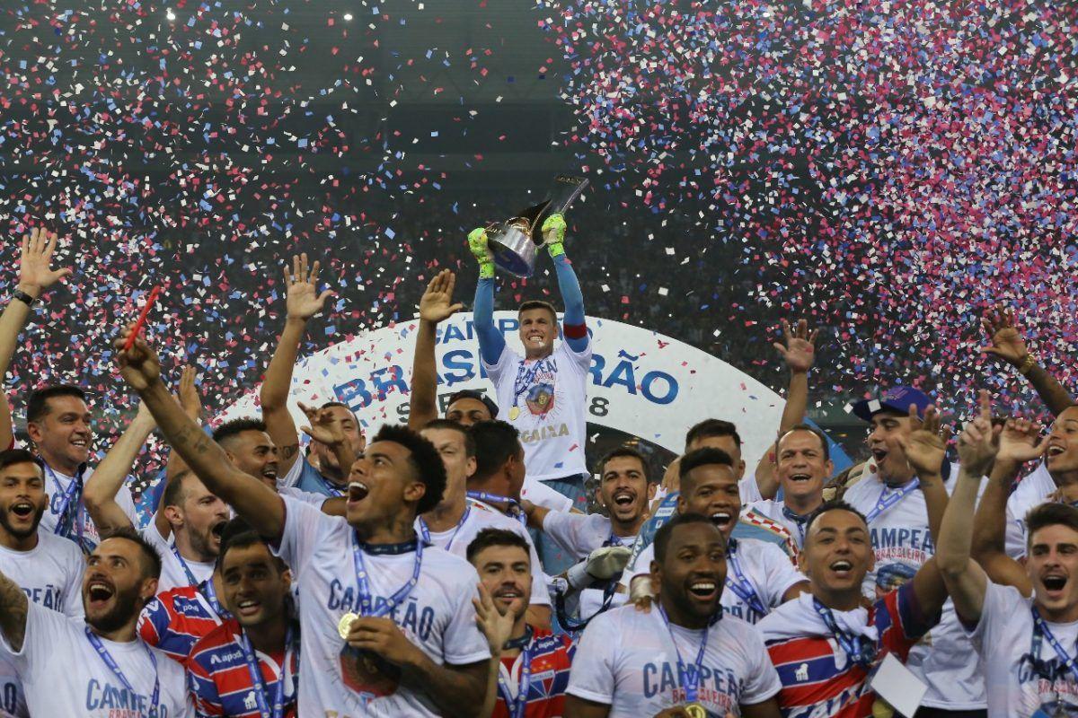 Fortaleza estreia contra o Palmeiras no Brasileirão da Série A 2019