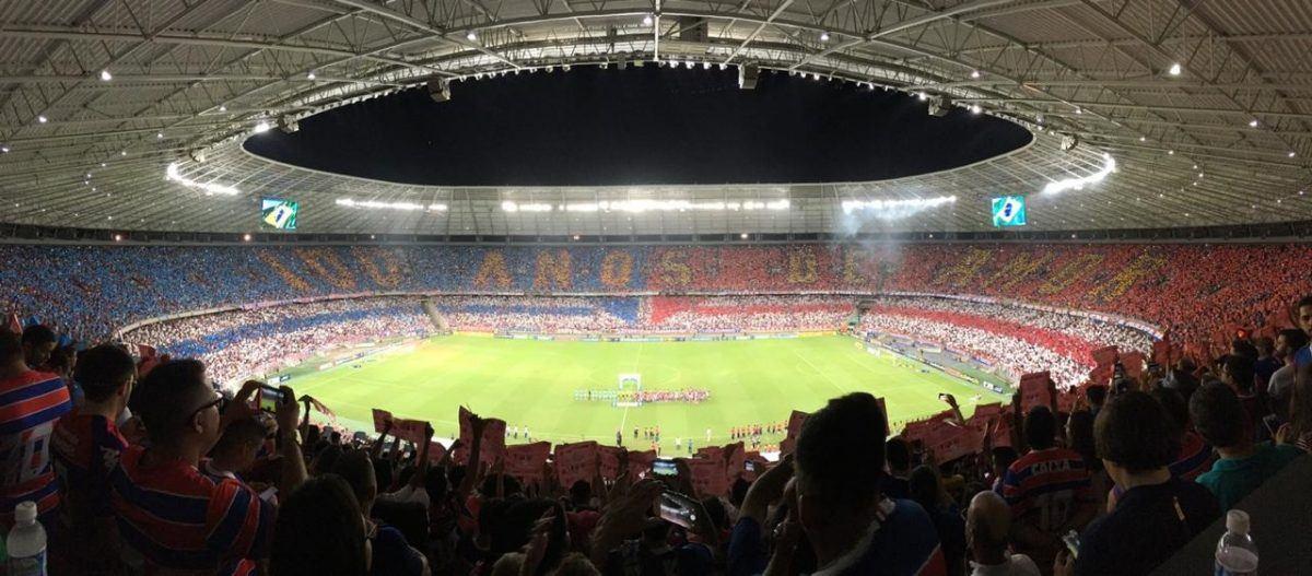 """6109fc85d Fortaleza vence """"Melhores do Ano"""" da Máquina do Esporte"""