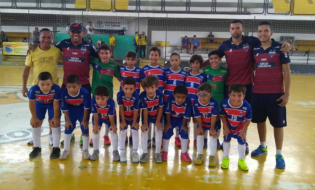 Futsal: Leõezinhos Sub-9 estreiam com vitória