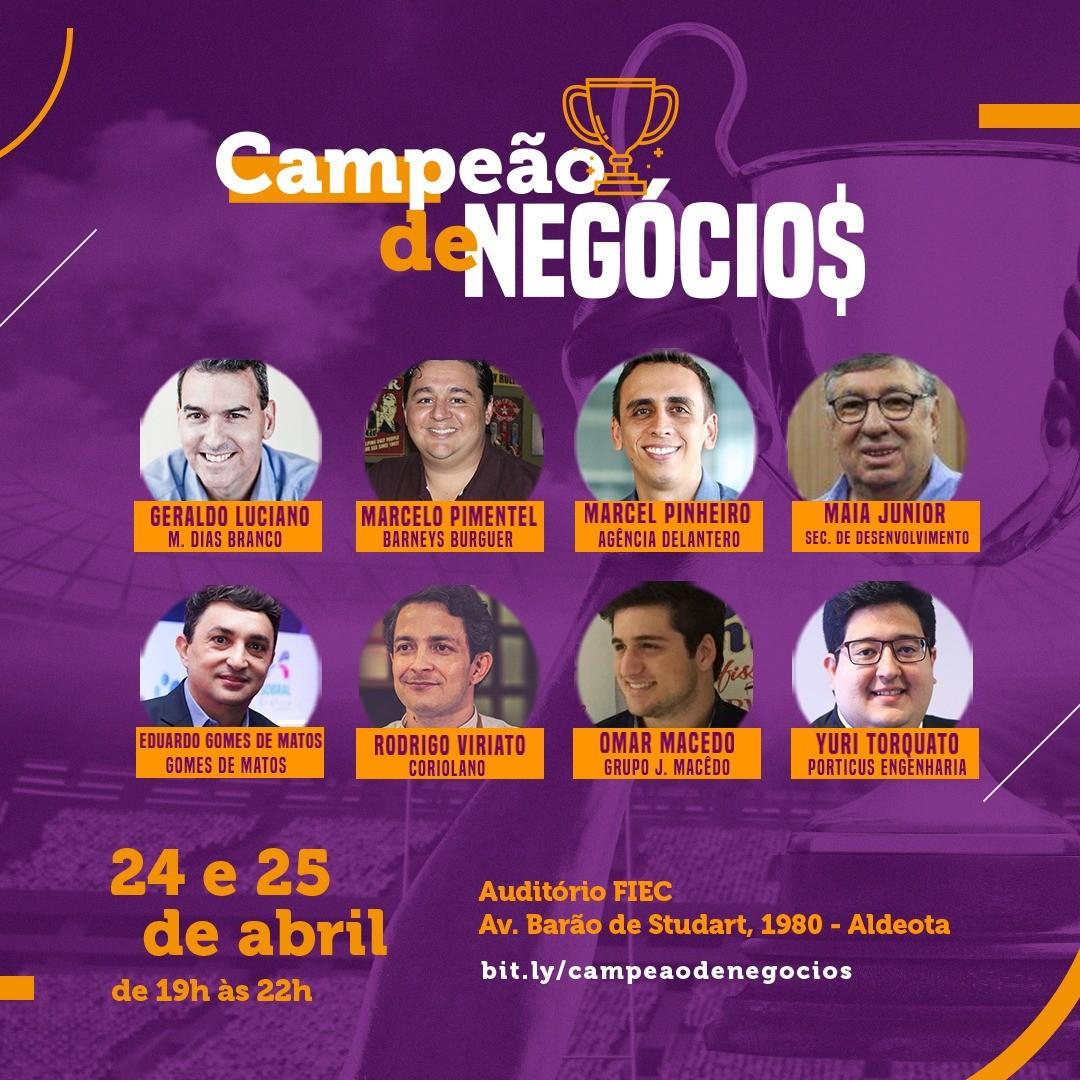 Campeão de Negócios: Fortaleza inova e é o primeiro clube do Brasil a promover evento de negócios e empreendedorismo