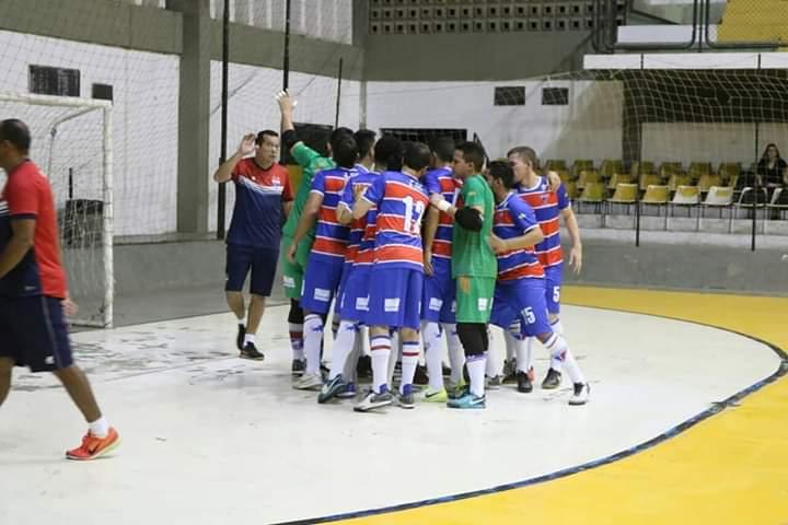 Fortaleza vence Sobral pela Copa Estado do Ceará de futsal