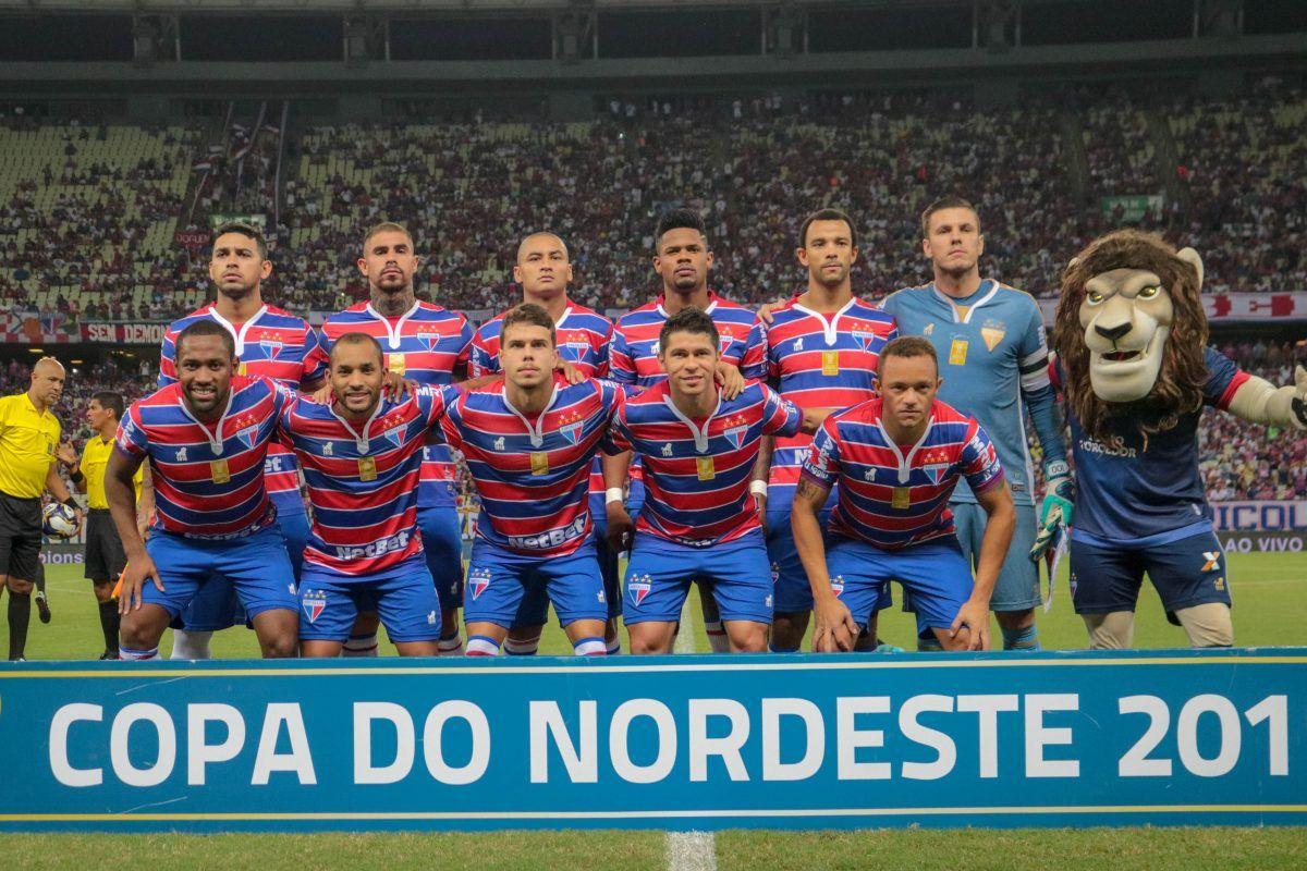 Fortaleza goleia Vitória e avança para a semifinal da Copa do Nordeste