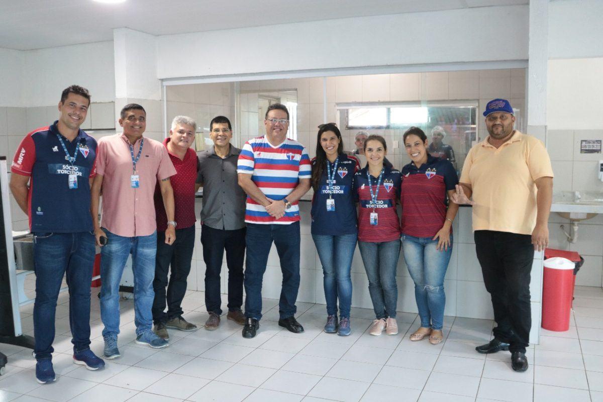 Visita da Cofraria Tricolor