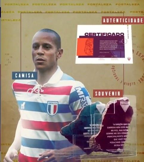 Edição limitada: Kit Histórico Tricolor