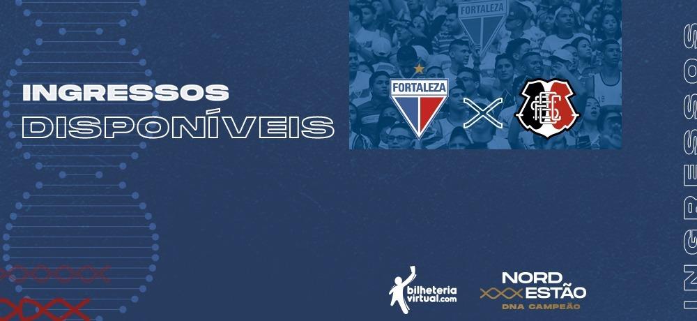 Ingressos disponíveis para a semifinal da Copa do Nordeste
