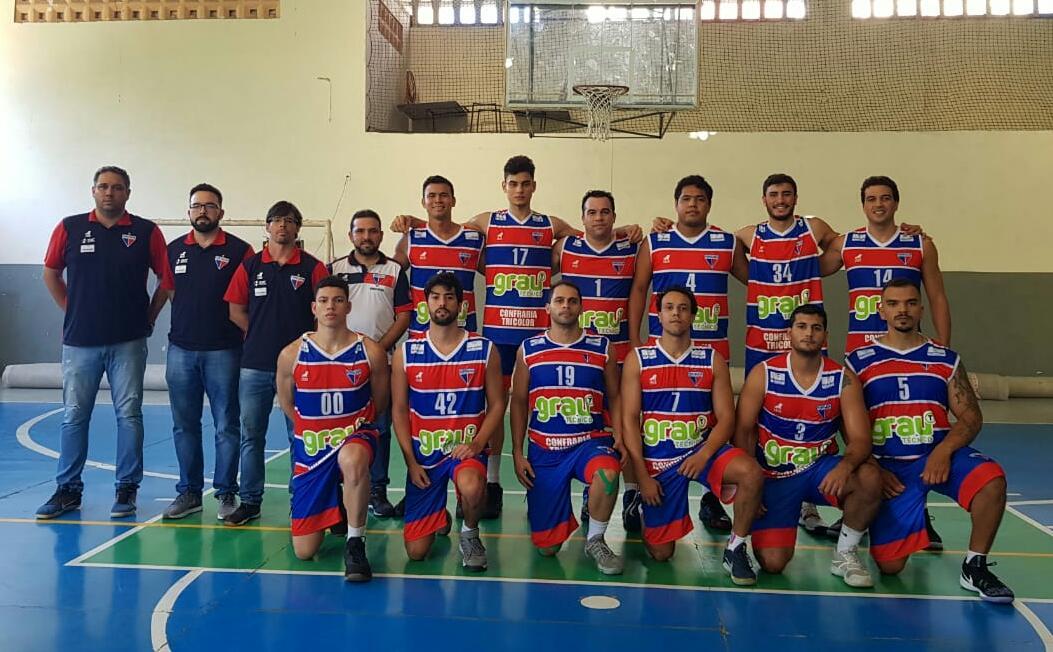 Fortaleza Basquete vence mais uma e lidera 1ª fase do Cearense