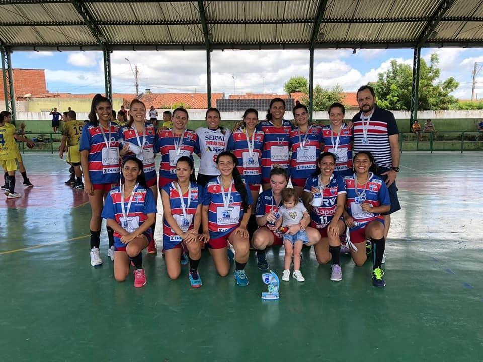 Fortaleza Handebol é vice-campeão da IV Copa de Maracanaú