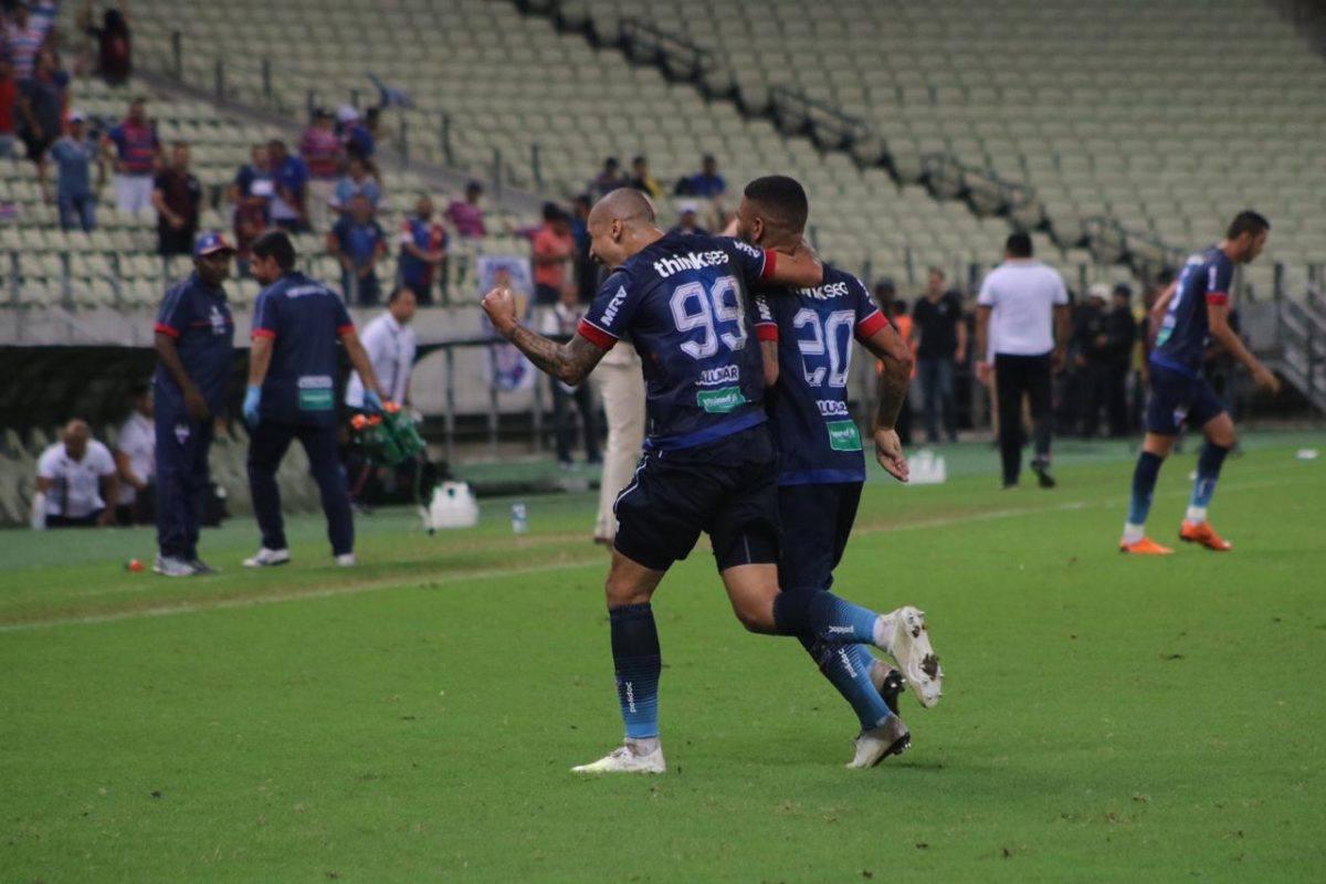 Fortaleza é finalista da Copa do Nordeste 2019