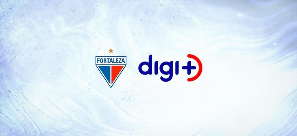 Digi+ é o patrocinador máster do Fortaleza em 2019