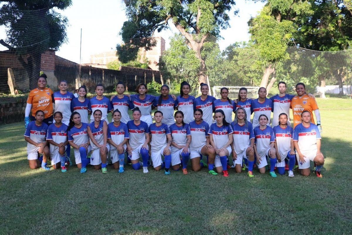 Futebol feminino tricolor se prepara para o Campeonato Cearense