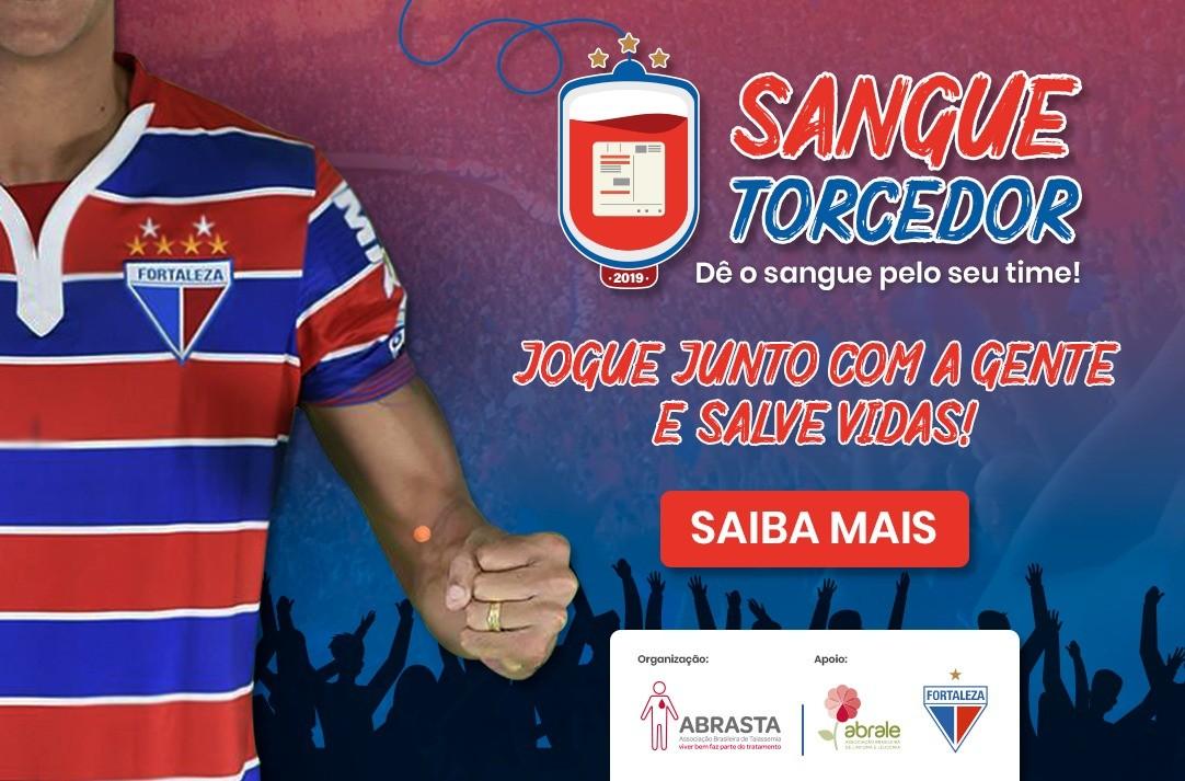 Fortaleza é um dos grandes times do futebol brasileiro participantes da Sangue Torcedor