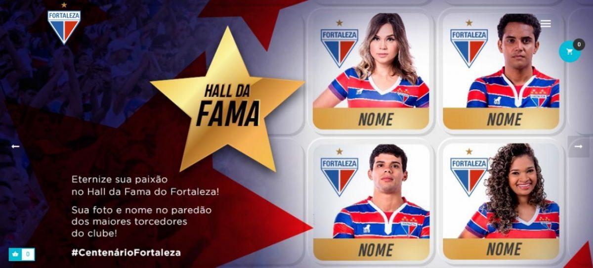 Fortaleza lança mais um produto que deixará o torcedor eternizado na história do clube.