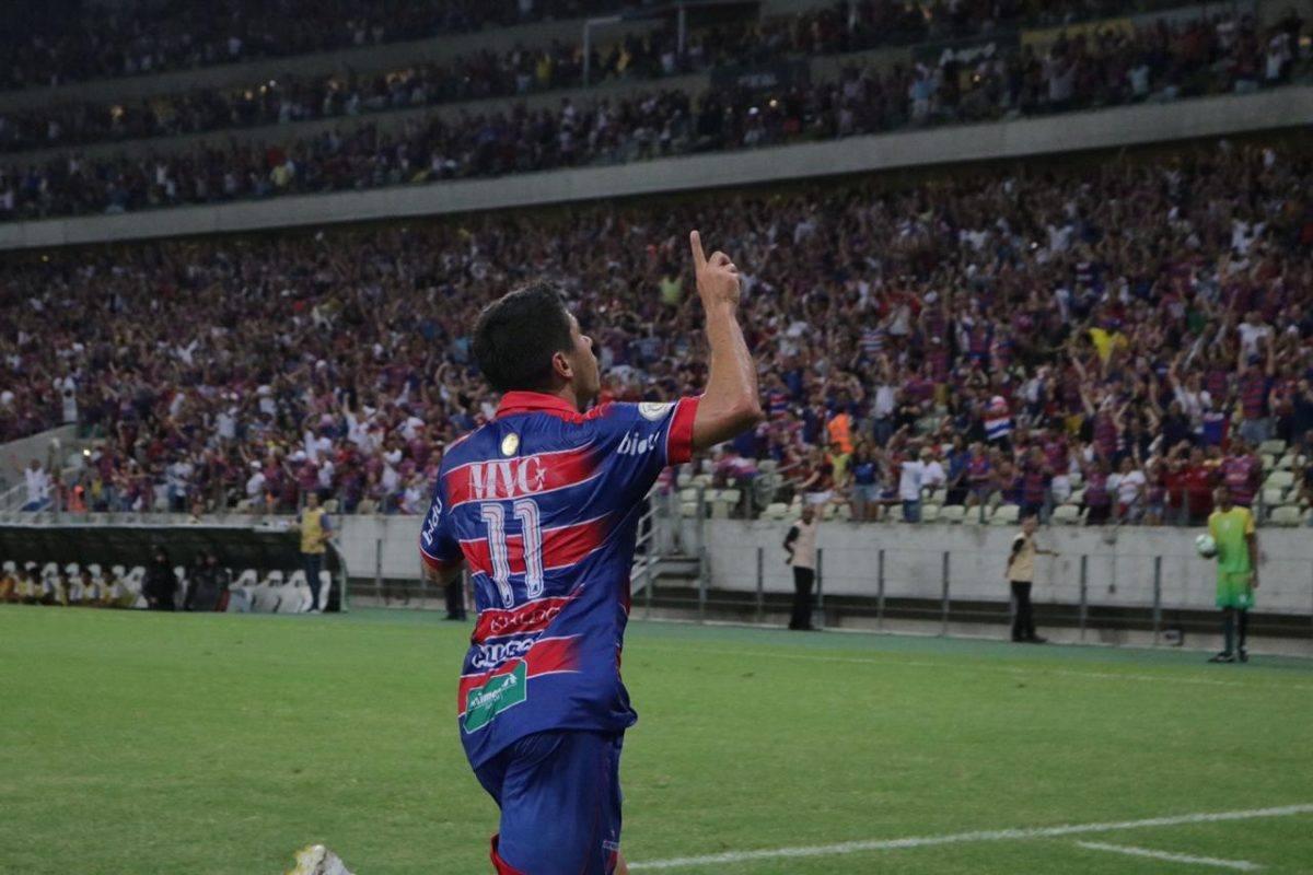 Tricolor perde para o Corinthians no Castelão