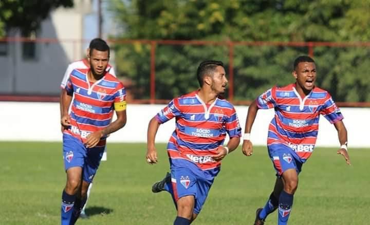 Fortaleza, categoria sub-20, derrota Ferroviário pelas quartas de finais do cearense.
