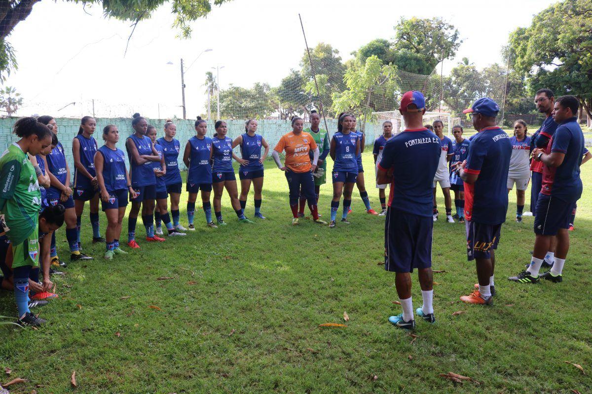 Fortaleza estreia neste sábado (10) no Torneio de Desenvolvimento do Futebol Feminino Sub-20