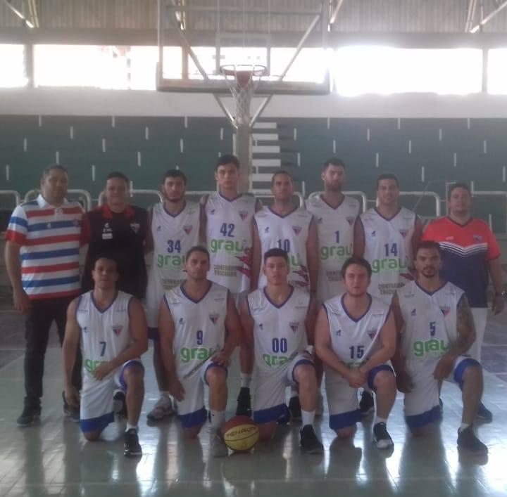 Fortaleza Basquete vence segundo jogo dos Playoffs e segue vivo no Estadual Adulto Masculino