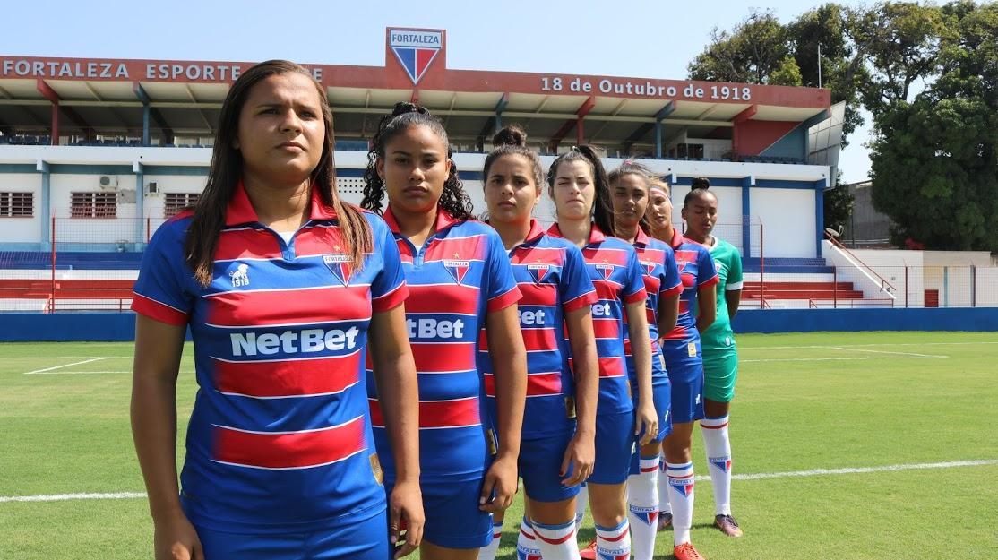 NetBet é a patrocinadora oficial do futebol feminino do Fortaleza