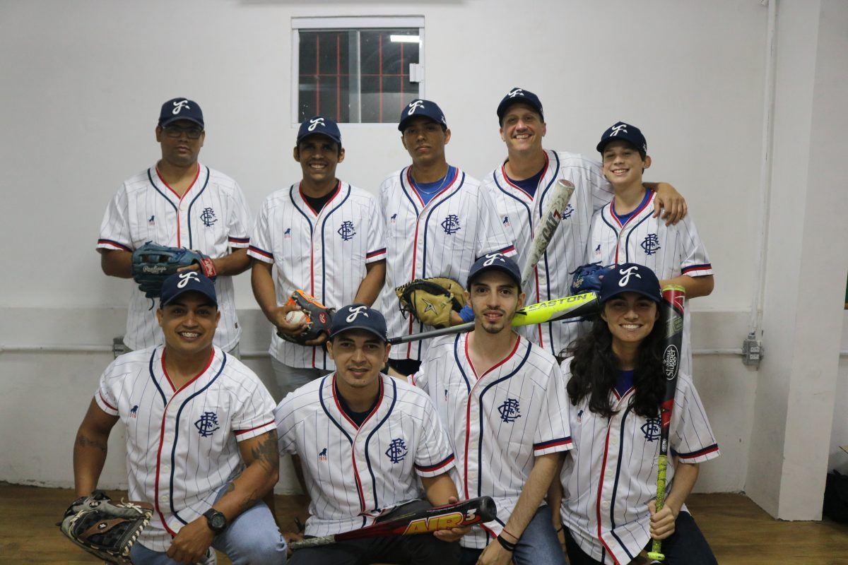 Beisebol Fortaleza disputa final da Liga Nordeste neste sábado (7)
