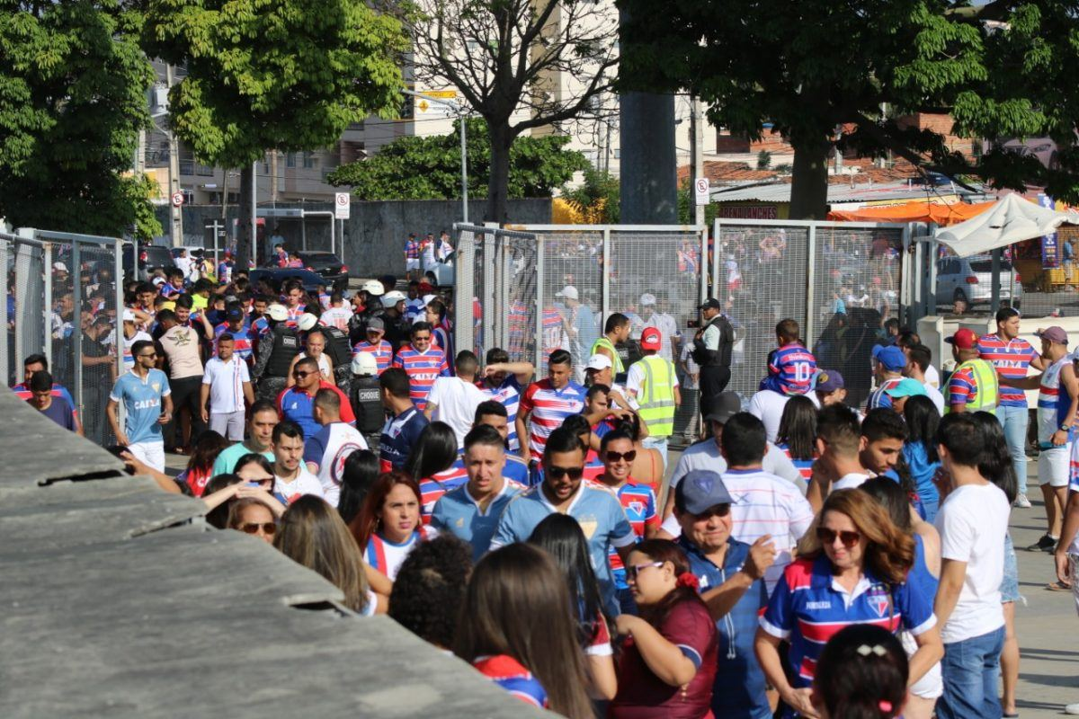 Fortaleza bate recorde de check-ins realizados em seis meses de operação