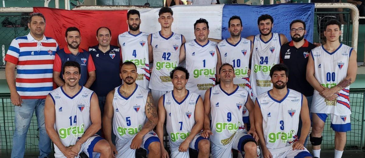 Fortaleza Basquete faz 2 a 1 na série semifinal e vai disputar o título do Cearense