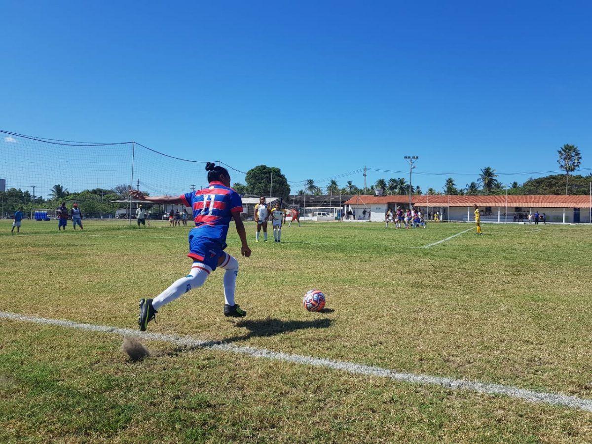 Fortaleza vence São Gonçalo no Sub-20 feminino