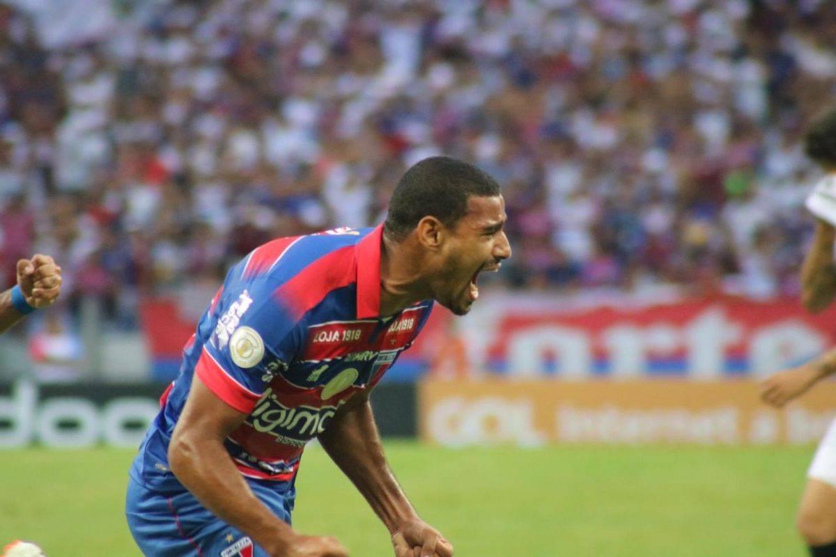 Fortaleza empata com Atlético-MG no Castelão