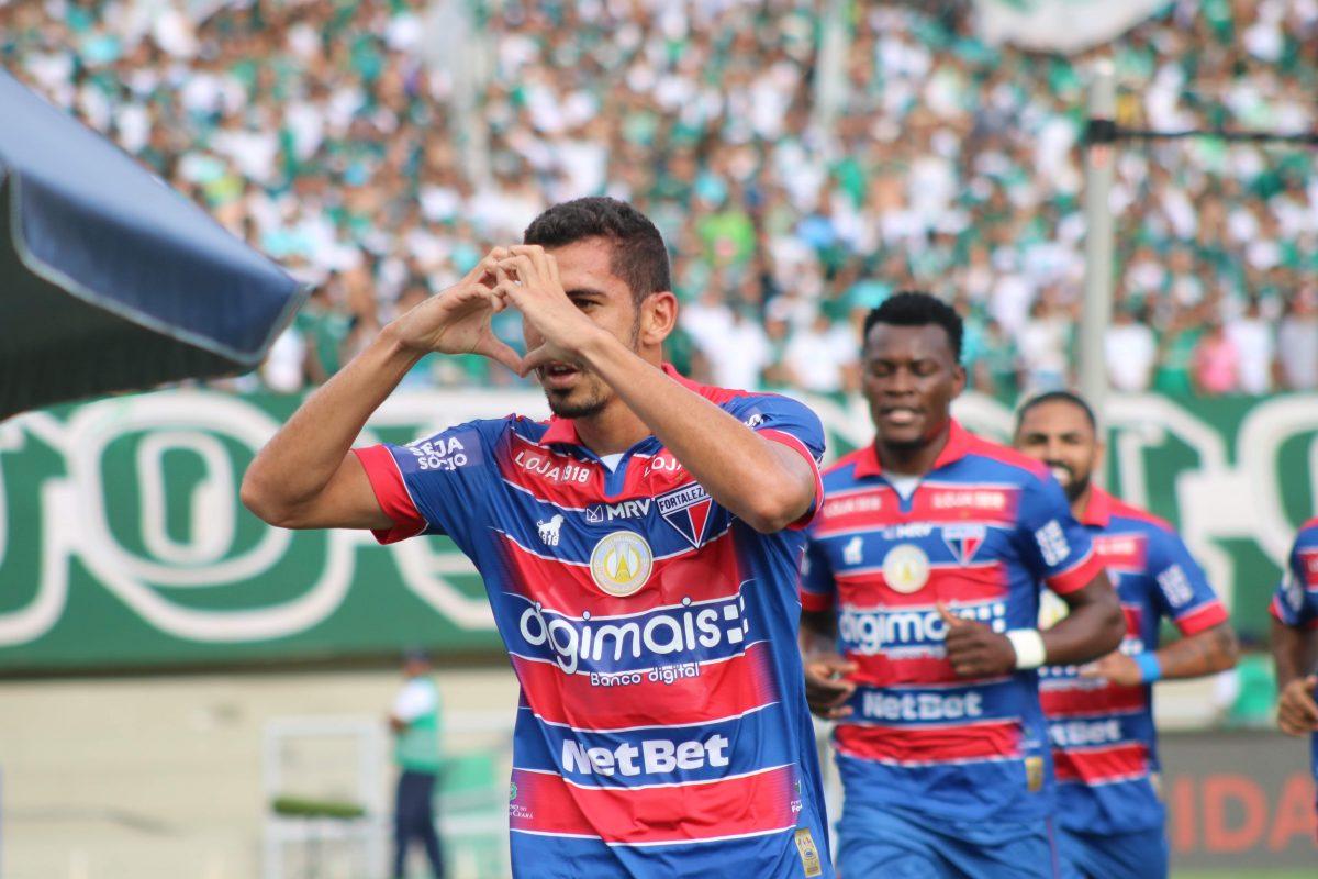 Fortaleza derrota Goiás e garante vaga na Copa Sul-Americana de 2020