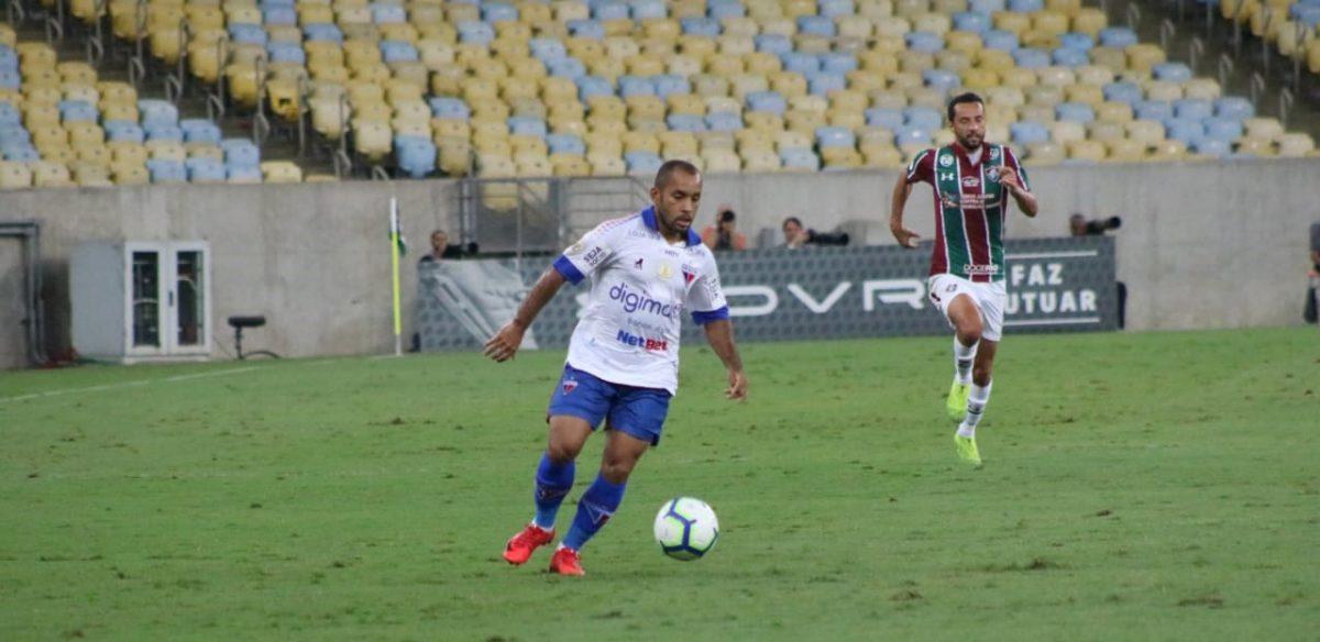 Fortaleza empata com Fluminense em jogo válido pela penúltima rodada do brasileiro 2019