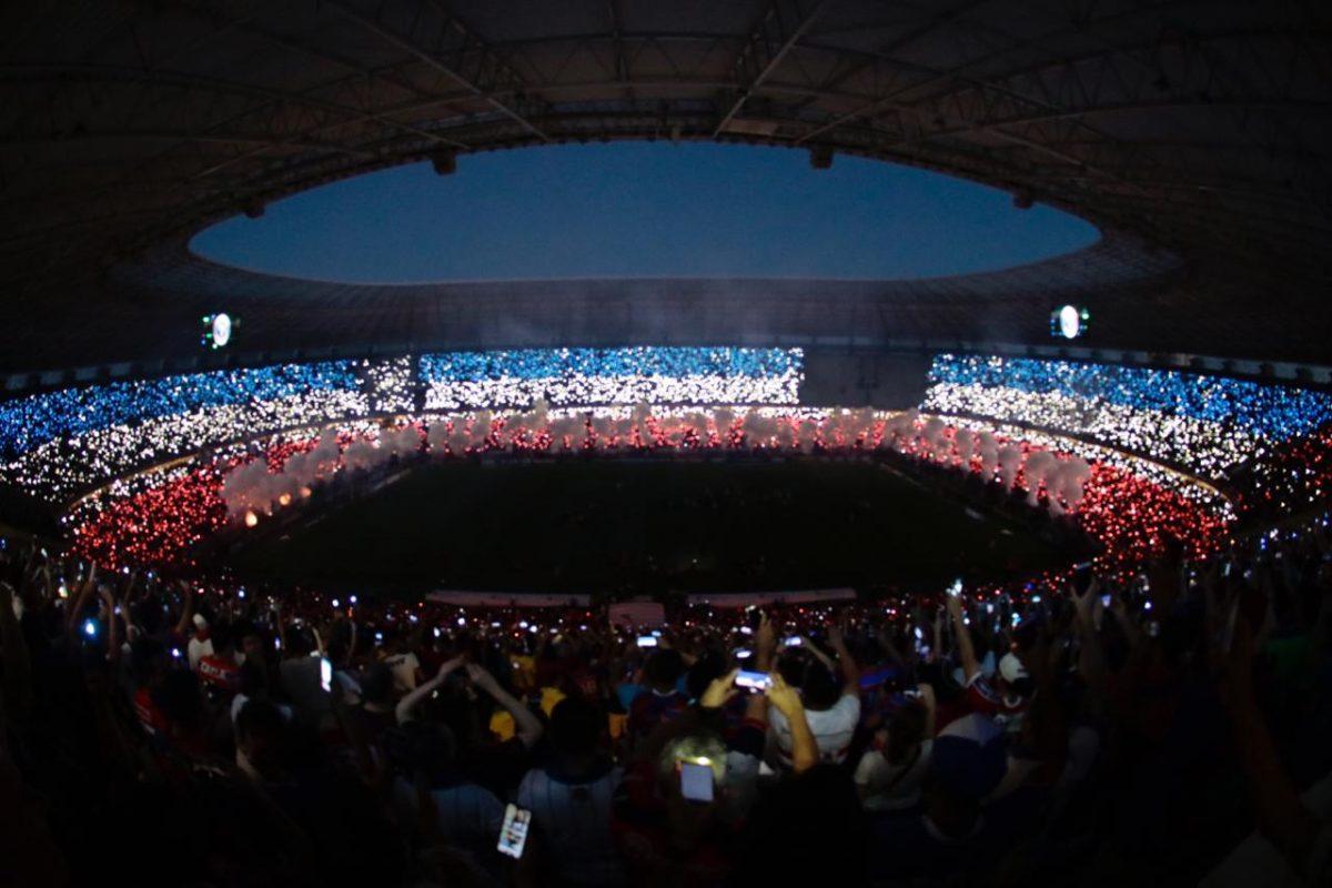 Fortaleza vence o Bahia e alcança a melhor campanha de um clube nordestino na Série A do Brasileirão