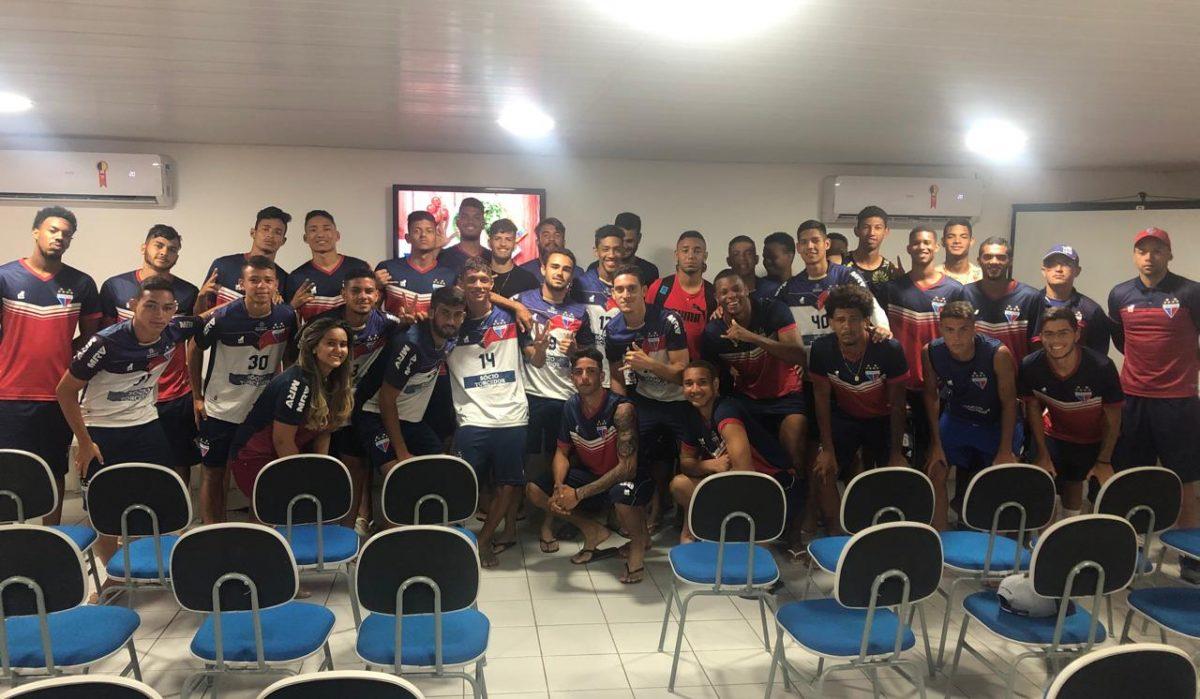 Sub-20 segue sua preparação para a Copa São Paulo de Futebol Júnior