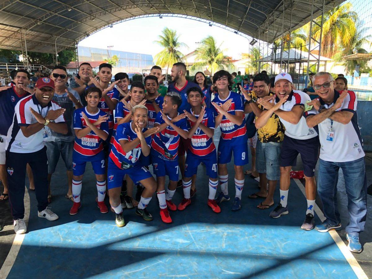 Base e esportes olímpicos: veja as conquistas, destaques e parcerias inéditas do Fortaleza em 2019