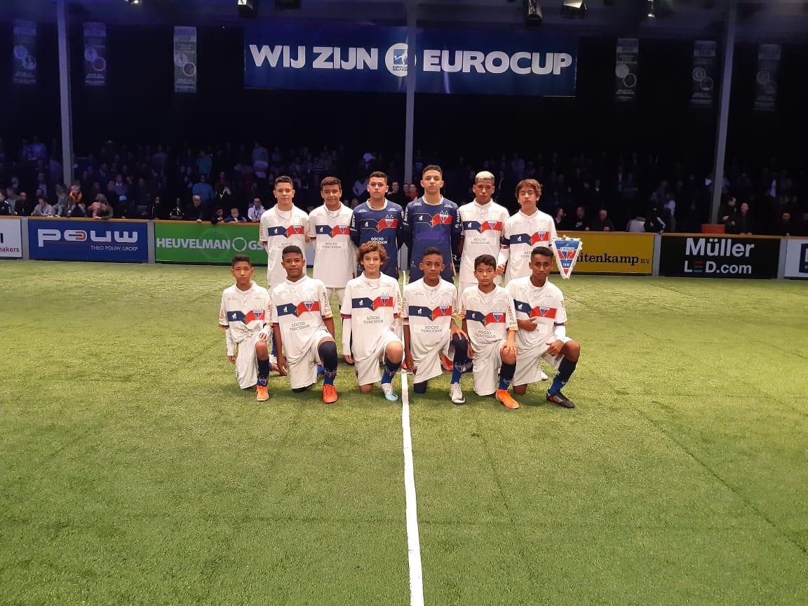 Fortaleza garante vaga nas quartas de finais da 8ª edição do EuroCup 2020