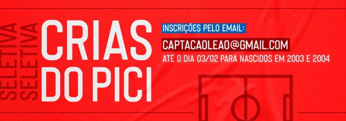Fortaleza abre inscrições para a primeira seletiva de 2020
