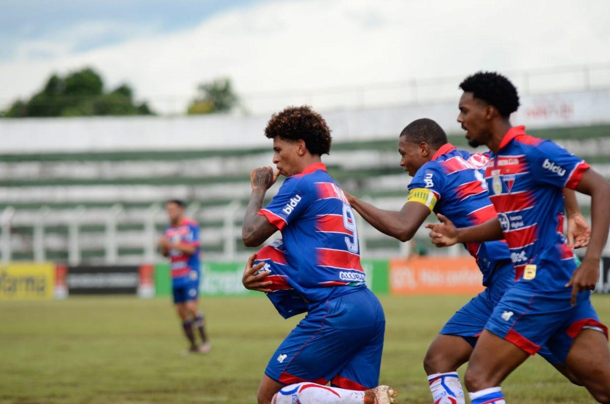 Fortaleza estreia com vitória na Copinha